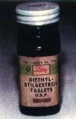 DES diethylstilbestrol side effects image