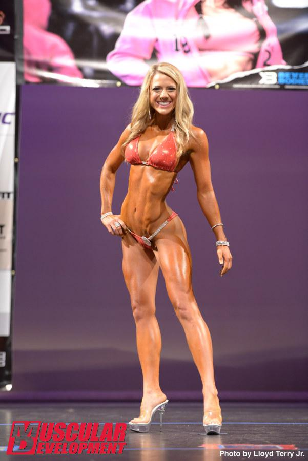 how to become bikini competitor