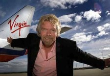 "People Who Inspire: Sir Richard Branson, ""a bit of a maverick"""