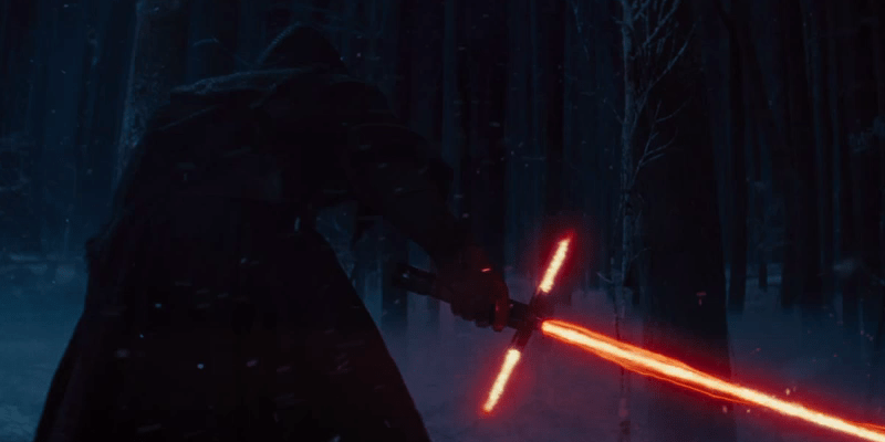 Force Awakens Trailer and Lightsaber Crossguards: I am Dissappoint