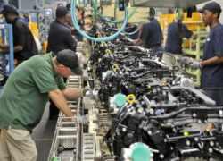 Atividade industrial começa o ano em queda no RS
