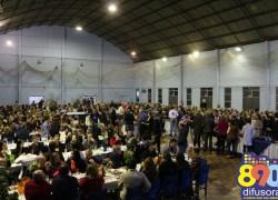 10º Jantar do Espumante abre programação da Festa de São Francisco de Assis em Monte Belo neste sábado