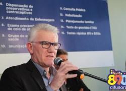 Após passagem por Secretarias, Ênio De Paris agradece oportunidade na Prefeitura de Bento