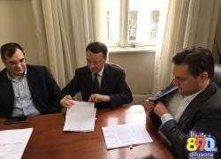 Tacchini e prefeitura de Bento renovam Contrato de Prestação de Serviços