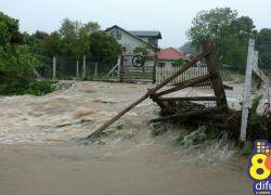 Rio Grande do Sul tem 18 municípios com emergência reconhecida pelo Governo Federal por causa das chuvas