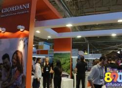 Giordani Turismo apresenta atrativos no 28º Festuris