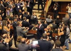Assembleia Legislativa empossa Edegar Pretto na presidência para 2017/2018