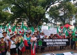 FETAG programa mais de 20 pontos de mobilizações contra reforma previdenciária pelo RS