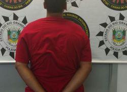 Suspeito de roubos a transporte coletivo é preso em Caxias do Sul
