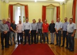 Prefeito Pasin sai de férias e anuncia novos Secretários Municipais