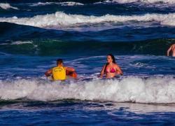 Operação Golfinho registra mais de 270 salvamentos no Carnaval