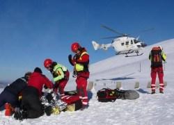 Nova avalanche deixa uma pessoa morta na Itália
