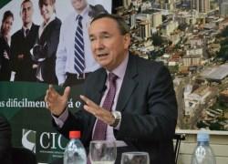 """Clóvis Tramontina diz ser favorável a terceirização e crê em """"decolada na economia"""""""