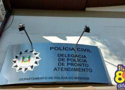 Polícia Civil prende foragido da justiça no Vista Alegre em Bento