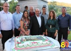 Festa celebra os 25 anos de emancipação política de Santa Tereza