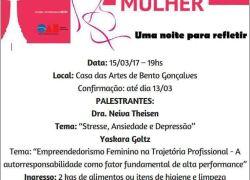 """Comissão da Mulher Advogada promove """"Uma noite para refletir"""""""