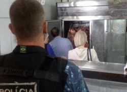 Operação apreende seis toneladas de carne roubada na Serra
