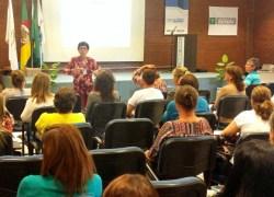 Docentes das Redes municipal e estadual de Ensino participam de Formação em Bento