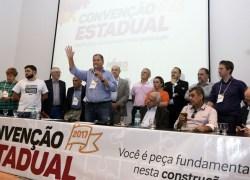 Alceu Moreira é eleito, por aclamação, o novo presidente do PMDB-RS