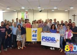 PSDB de Bento confirma Jandira Kaezala na presidência da sigla
