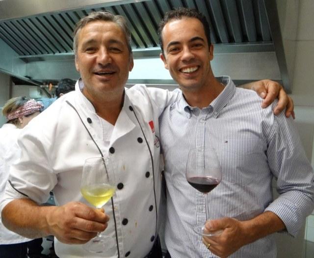 Altemir Pessali e Rafael Luiz Fantin