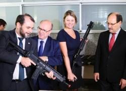 Estado investe R$ 1,5 milhão para aparelhar Polícia Civil e Susepe