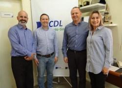 CDL-BG e UCS firmam parceria para qualificação profissional