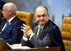 Fachin acaba com sigilo das delações da Odebrecht