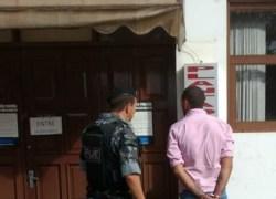 Homem é recapturado após fuga no Presídio de Bento
