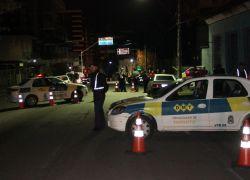 Balada Segura autua 59 condutores em dezembro em Bento