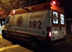 Menina de 13 anos é encontrada em coma alcoólico no Novo Futuro em Bento
