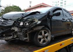 Três pessoas ficam feridas em acidente no Botafogo em Bento