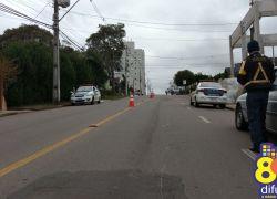Fiscalização do DMT aborda veículos e flagra irregularidades em Bento