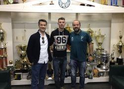 Atleta da base do Esportivo se apresenta no Palmeiras