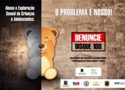 """Poder Judiciário lança campanha """"Abuso e exploração sexual de crianças e adolescentes – O problema é nosso! Denuncie!"""""""