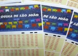 Quina de São João promete prêmio de R$ 130 milhões