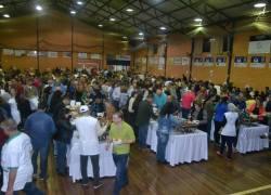 6º Jantar-Baile dos Trabalhadores Metalúrgicos reúne categoria em Bento