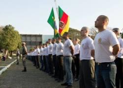 Novos alunos-soldados vão reforçar policiamento ostensivo e Bombeiros