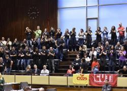 Deputados aprovam mudança no estatuto da Brigada Militar