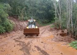 União reconhece situação de emergência para o município de Santa Tereza