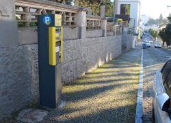 Novos parquímetros disponíveis no estacionamento rotativo de Garibaldi