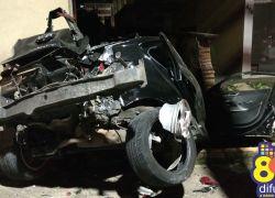 Jovem ferido em acidente em Bento deixa a UTI do Hospital