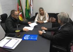 Corsan entrega relatório à Câmara de Vereadores de Bento