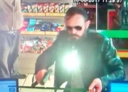 Homem armado assalta posto em Garibaldi