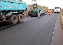 Equipes do Daer trabalham em 70 trechos de rodovias nesta semana