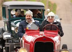 VI Passeio Cronometrado dos Vinhedos reúne apaixonados por carros