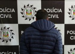 Polícia Civil prende homem em flagrante por tráfico de drogas em Farroupilha