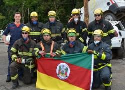 Servidores do 5º Batalhão de Bombeiros participam do Segundo Desafio Nacional de Resgate Veicular em SC