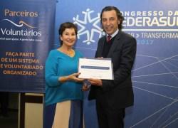 Federasul homenageia parceiros voluntários de Bento Gonçalves