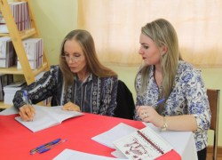 Lançada obra que conta histórias da comunidade Santo Antônio da Linha Pradel